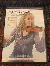 Abc of Violin Dvd by Janice Tucker Rhoda
