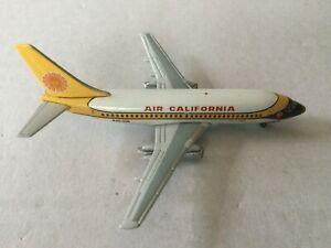 BlackBox  Air California  B737-200  N463GB  BB001  1:400 Scale Diecast Model