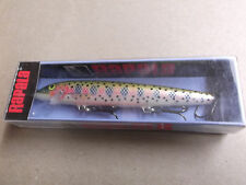 Hard to Find Older Rapala Wood Husky 13,H-13 RT,Rainbow Trout