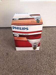 PHILIPS INCANDESCENT 240V PAR 38 INFRARED 100W BULB