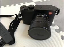 Leica Q 24MP Digital Camera - Black