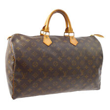 LOUIS VUITTON SPEEDY 40 HAND BAG MONOGRAM CANVAS chs SP0974 M41522 A53004