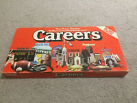 Careers Board Game 1979 Vintage Complete Revised Edition Retro Rare