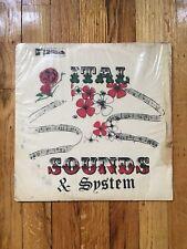 Rare Reggae LP DUB SPECIALIST Ital Sounds & System Studio One silk screen