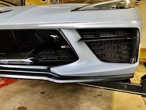 2020 Chevrolet Corvette C8 Front Radiator, Center Brake Duct Intake Grilles Mesh