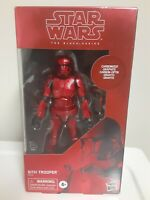 Carbonized Sith Trooper - The Black Series - *Sealed/Minor Box Wear*