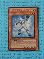 Elemental HERO Neos Alius RYMP-EN010 Secret Rare Yu-Gi-Oh Card 1st Edition New