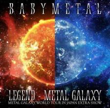 New listing *PRE-ORDER* BABYMETAL: LEGEND (METAL GALAXY METAL GALAXY WORLD TOUR (LP vinyl .)