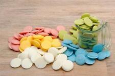 yagma Candy Melts - Frühlingsmix - 200g blau grün gelb rosa weiß cake pop glasur