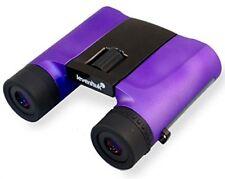 Levenhuk Rainbow 8x25 Amethyst Binoculars roof prism 8x fogproof waterproof with