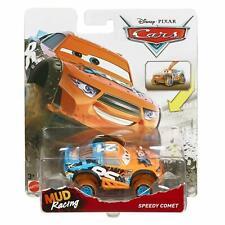 Disney Cars XRS Mud Racing Speedy Comet