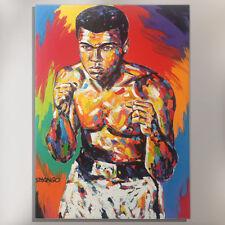 John Stango - Muhammad Ali - Large Painting - Pop Art