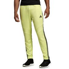 Adidas Men's Tiro 19 Semi Frozen Yellow/Black Training Pants ED6043 NEW