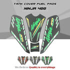 Fuel Tank Cover Sticker Pad Set Anti Slip Traction Decal for KAWASAKI NINJA 400