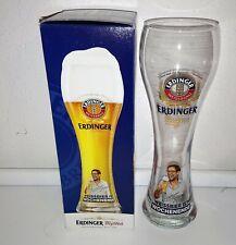 Erdinger Weißbierglas-Jürgen Klopp-Liverpool-Fanglas-0,5 Liter /Beer glass