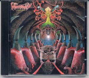 """Monstrosity """"Imperial Doom"""" 1992, CD"""