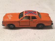 Rare Yatming Dixie Special Dodge Coronet Custom No. 1054 4-Door General Lee