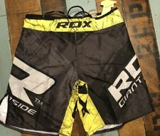Rdx Mma Shorts Clothing Giant Inside Black Cage Fighting Martial Art Size Xsmall