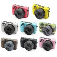 Silicone Rubber Skin Case Bag Camera Cover Protector For Sony Alpha A6300 A6400