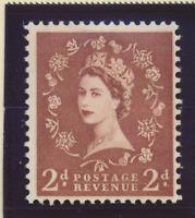 Great Britain Stamp Scott #356c, Mint Hinged