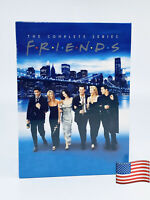 Friends The Complete Series (32 Disc) DVD Box Same Day Shipping