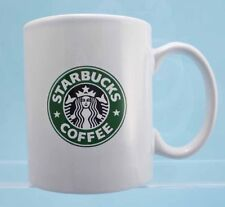 STARBUCKS COFFE Sirena classic 9,5cm tall MUG tazza tasse - brand new w/ box