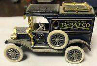 Vintage ERTL 1913 Ford Model T Delivery Van Ta-Pat-Co
