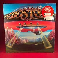 BOSTON Don't Look Back 1978 UK vinyl LP EXCELLENT CONDITION A
