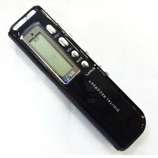 8GB USB WAV LCD Screen Digital Voice Recorder Memory Stick Dictaphone MP3 Player