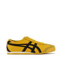 Onitsuka Tiger Mexico 66 Sneaker Uomo DL408 0490 Yellow Black