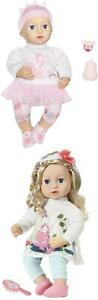 Baby Annabell Siblings 43cm Sister Dolls with Accessories