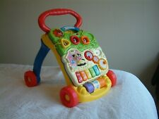 VTech Musical Baby Walker and Play Space and Musical Toy