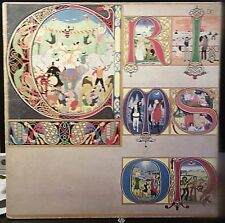 Uk Prog Psych LP by KING CRIMSON Lizard 1971 Island Italy