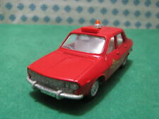 Vintage  -   RENAULT  12 S  Bomberos     -  1/43  Auto-Pilen