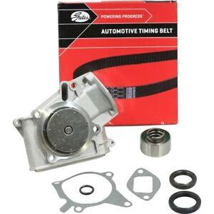 Timing Belt Kit+Water Pump For Ford Capri SA Laser KE KF KH B6 1.6L BP 1.8L SOHC
