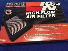 K&N 33-5010 Replacement Air Filter 2011-2016 Ford F250 F350 F450 F550 F650 6.7L
