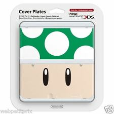 Coques interchangeables  N°8 Toad Verte Pour New Nintendo 3DS Neuf