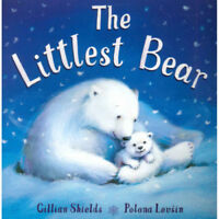 Preschool Story Book - THE LITTLEST BEAR - NEW