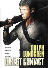 Direct Contact ~ Dolph Lundgren Michael Paré ~ DVD WS ~ FREE Shipping USA