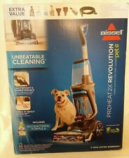 BISSELL ProHeat 2X Revolution Upright Carpet Cleaner Model 1550V NEW OPEN BOX