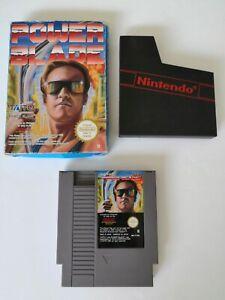 Power Blade Jeu Nintendo NES Taito en boite FRA