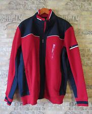 Tommy Hilfiger Mens Signature Fleece Front Zipper Jacket...