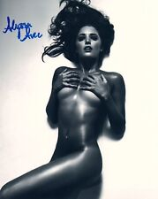 ALYSSA ARCE Autograph Signed 8X10 PHOTO #161 PLAYBOY PLAYMATE BUSTY HOT SEXY
