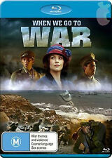 When We Go to War NEW Series Blu-Ray Disc Peter Burger Ido Drent Sophia Huybens