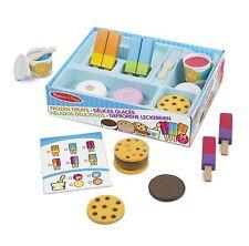 Melissa & Doug Frozen dulces 24 pieza juguete de madera parque infantil
