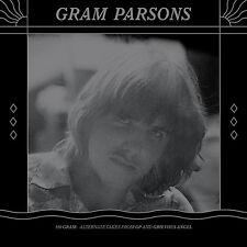 GRAM PARSON ALTERNATE TAKES FROM GP AND  DOPPIO VINILE LP 180 GRAMMI NUOVO