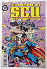 superman metropolic special crime unit S C U 1