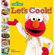 Sesame Street Let's Cook! by Sesame Workshop (Paperback, 2015)