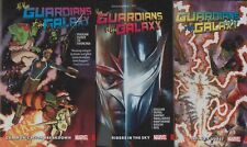 ALL NEW GUARDIANS OF THE GALAXY VOL 1 2 3 TPB SET REPS #1-12 #146-150 NEW