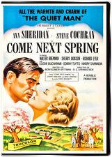 Come Next Spring 1956 DVD - Ann Sheridan, Steve Cochran